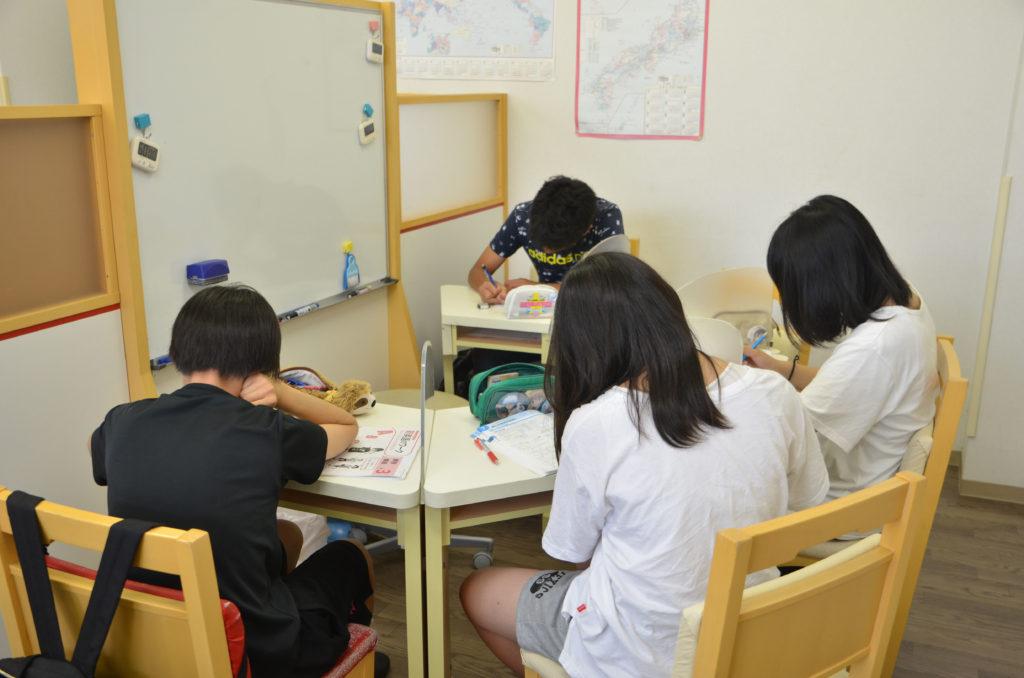 小牧市 個別指導 テスト対策 中学生1
