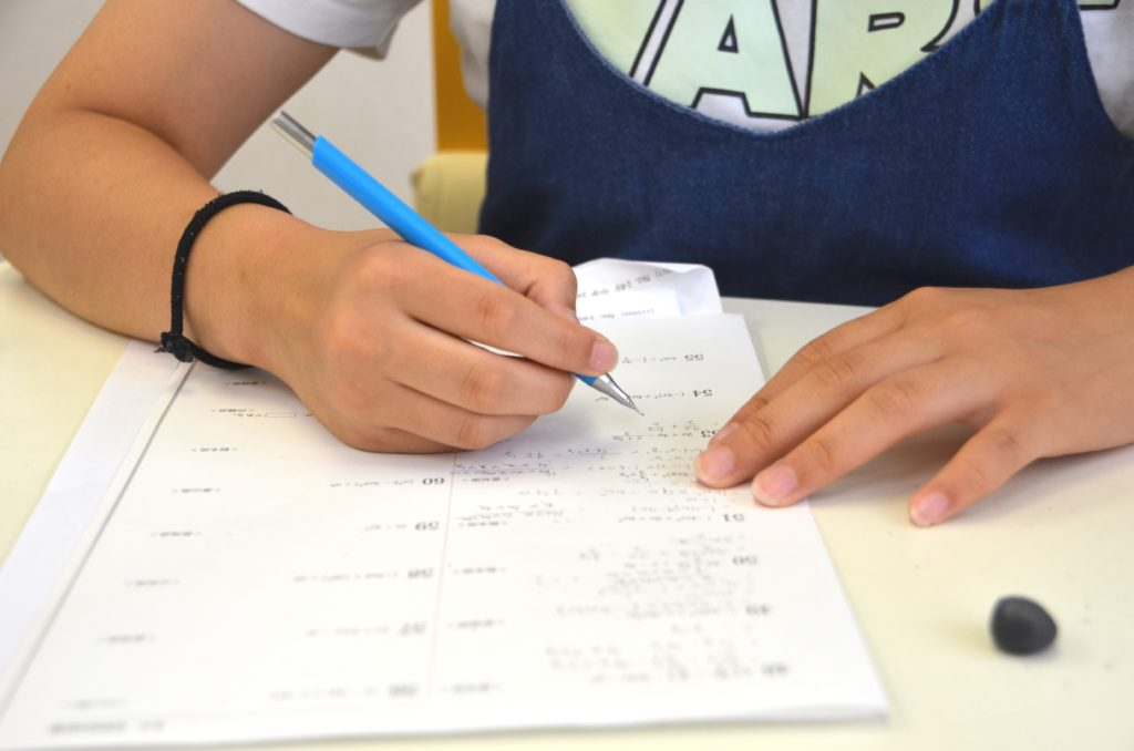 高校受験 中学生 入試問題