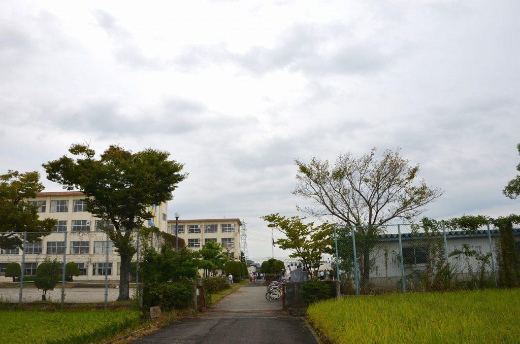 岩崎中学校 体育大会