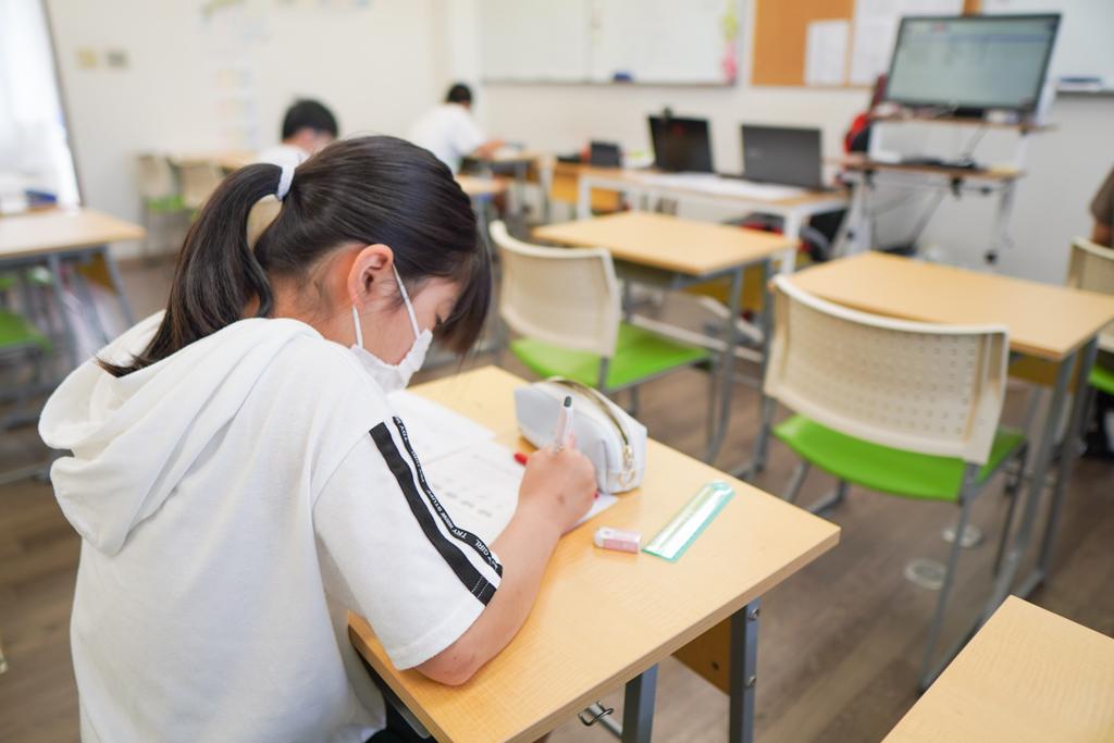 コロナ対応授業 小学生